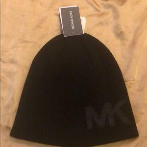 NWT Michael Kors reversible hat